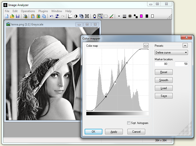 Full Image Analyzer screenshot